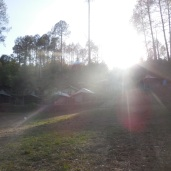 """THE"" campsite"
