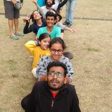 Camp2: Fun with the kids