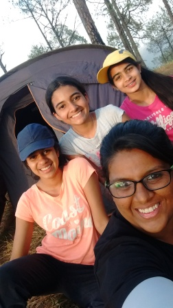Camp2: Selfie to banti hai