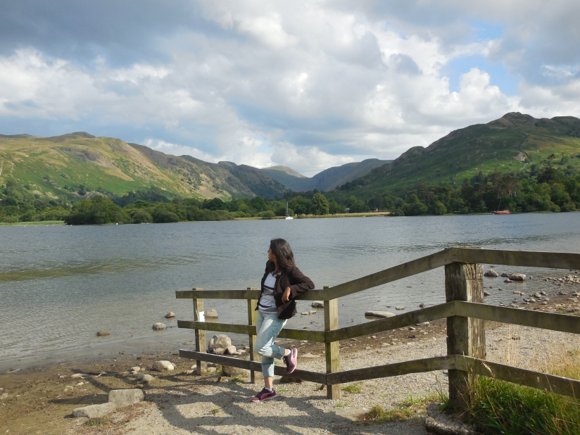 When In The Picturesque, Lake District!
