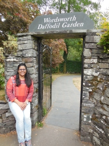 Wordsworth Garden